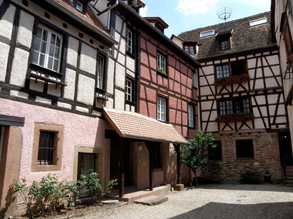 Hotel Pictures: Caveau de l'ami Fritz, Ribeauvillé
