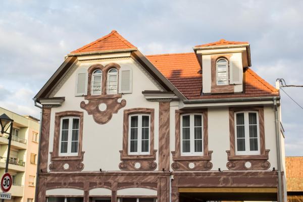 Hotel Pictures: , Habsheim
