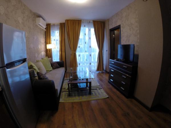 酒店图片: VIP Apartments Dobrevi, 普里莫尔斯科