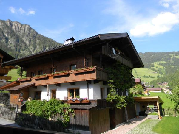 Φωτογραφίες: Ferienwohnungen Unterfeld, Alpbach
