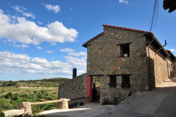 Hotel Pictures: Casa Rural El Boixar - El Mirador, Bojar