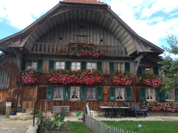 Hotel Pictures: Appartement La Croix, Villarvolard