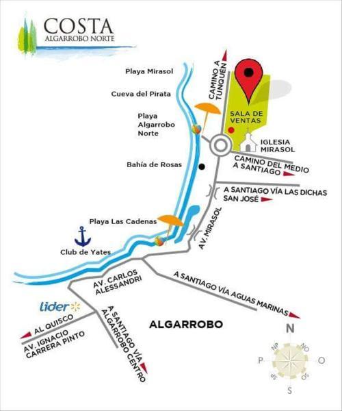 Hotel Pictures: Franasi, Algarrobo