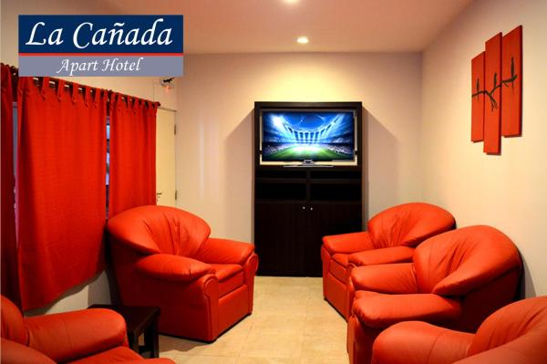 Hotellikuvia: La Cañada Apart Hotel, Cañada de Gómez