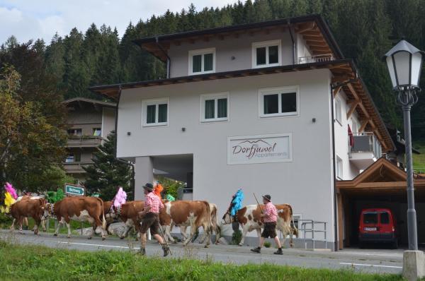 Hotelfoto's: Apartment Dorfjuwel, Oberau