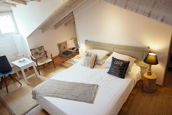 Deluxe Double Room with Sea View - Amymone