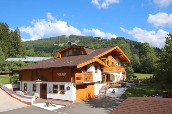 酒店图片: Landhaus Nagl, 阿尔滕马克特蓬高