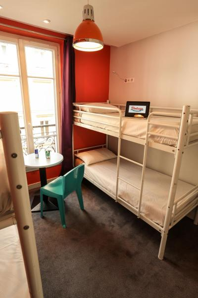 Bed in 4-Bed Economy Mixed Dormitory Room