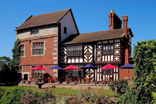 Hotel Pictures: Albright Hussey Manor Hotel, Shrewsbury