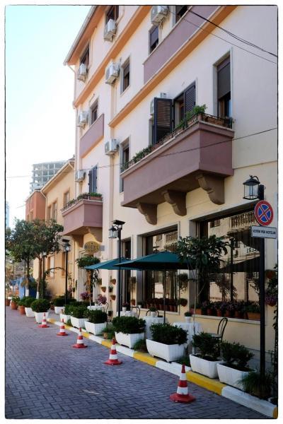 酒店图片: Hotel Nais, Durrës