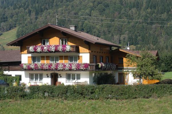 Φωτογραφίες: Haus Dachstein Schnitzer, Eben im Pongau