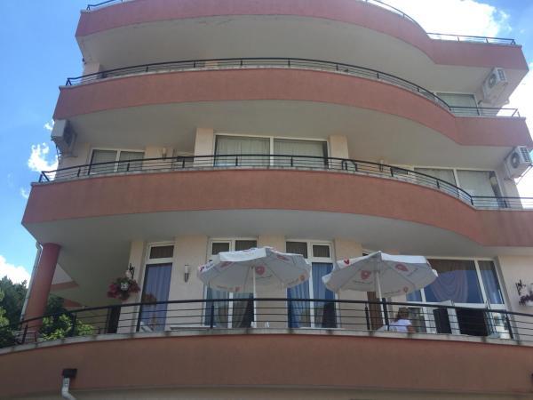 Fotografie hotelů: Hotel Akris, Obzor