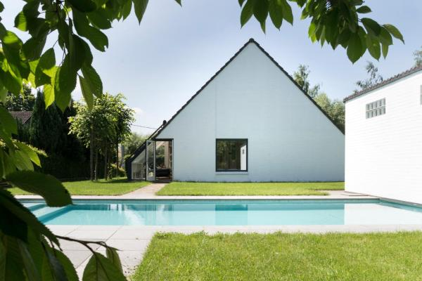 Φωτογραφίες: Villa Lavershuis, Asse