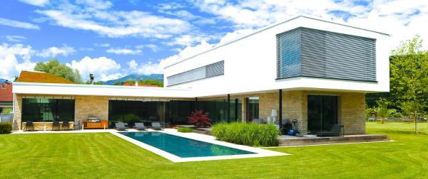 Fotos del hotel: Luxus Ferienhaus mit Pool - Kärnten, Spittal an der Drau