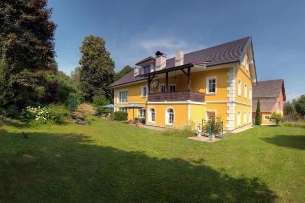 Hotellikuvia: Landhaus Ferk, Unterburg am Klopeiner See