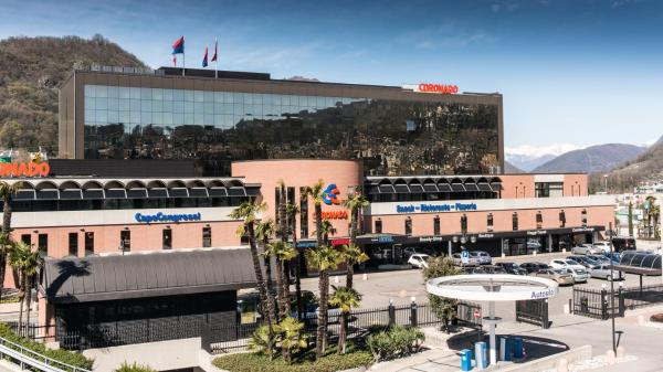 Hotel Pictures: Hotel Coronado, Mendrisio