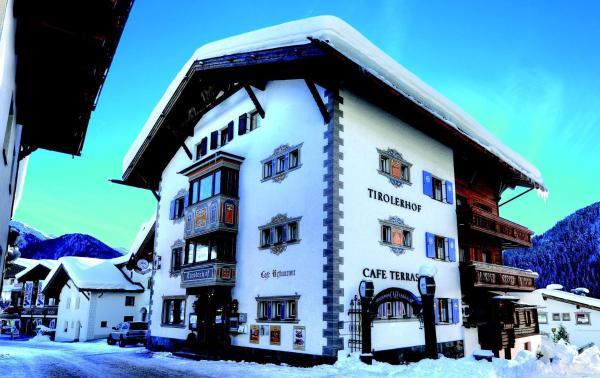 Hotelbilleder: Hotel Tirolerhof, Serfaus
