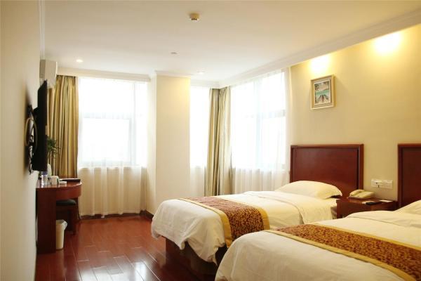 Hotel Pictures: GreenTree Inn Fujian Fuzhou Jinshan Wanda PuShang Avenue Business Hotel, Fuzhou