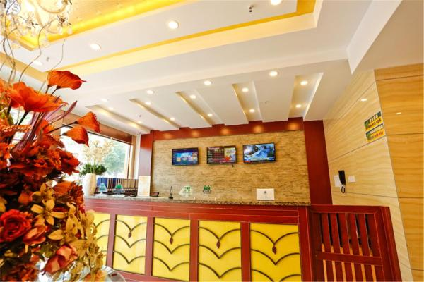 Hotel Pictures: GreenTree Inn Xinjiang Uighur Korla City Bavaria Bus Station Beishan Road Express Hotel, Bayingholin