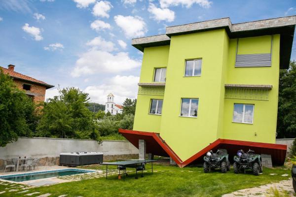 Hotel Pictures: Obyrnatata Kyshta, Marchevo