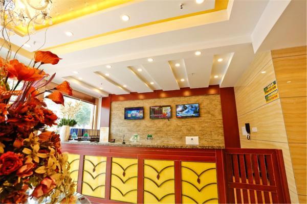 Hotel Pictures: GreenTree Alliance Guangxi Hezhou Babu District Lingfeng Square Hotel, Hezhou