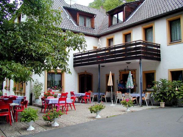 Hotelbilleder: Hotel Cafè Pension Blüchersruh, Bad Berneck im Fichtelgebirge