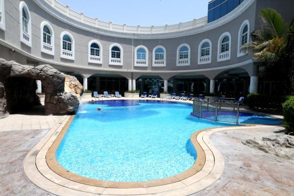 Fotografie hotelů: Sharjah Premiere Hotel & Resort, Sharjah