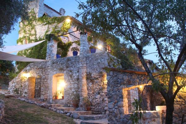 Hotel Pictures: , Chateauneuf Villevieille