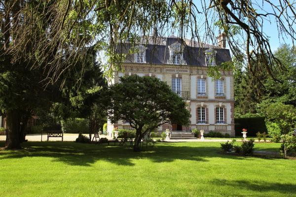 Hotel Pictures: , Saint-Martin-aux-Chartrains