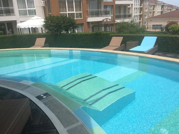 Hotelbilder: Private Apartment in Sunny Island Complex, Chernomorets