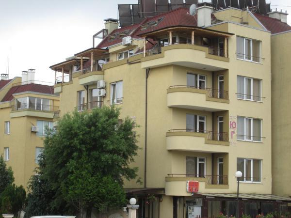 Fotos de l'hotel: Guest House Yug, Primorsko