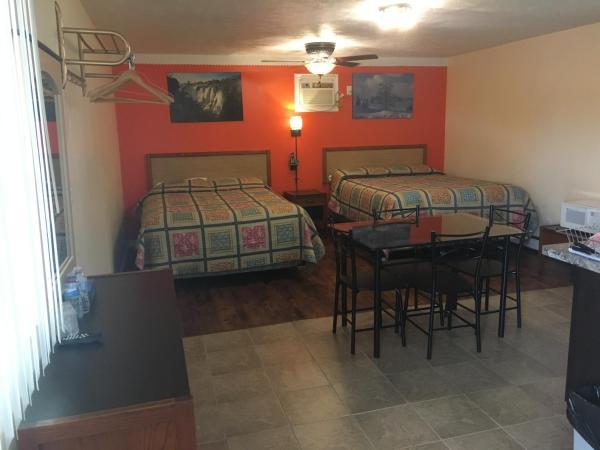 Hotel Pictures: Sunparlor Motel, Leamington