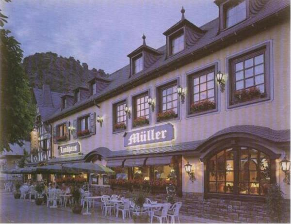 Hotelbilleder: Landhaus Müller, Alken