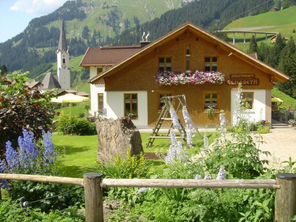 Hotelbilleder: Alpenappartement Elisabeth, Schröcken