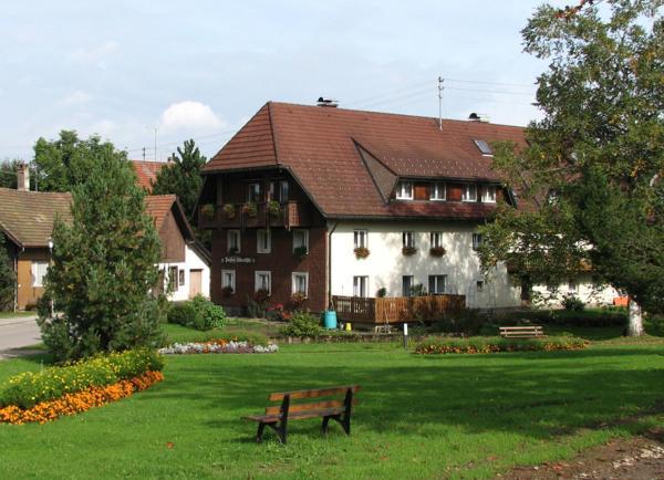 Hotel Pictures: Pension Silberdistel, Ühlingen-Birkendorf