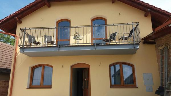 Hotel Pictures: Ubytování pod Pálavou, Horní Věstonice