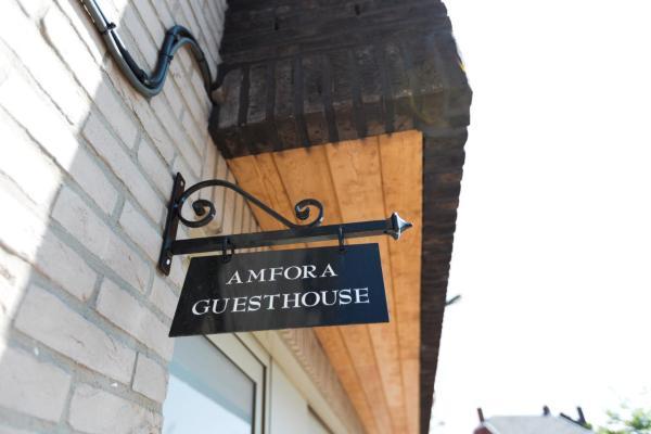 Hotellikuvia: Guesthouse Amfora, Poperinge