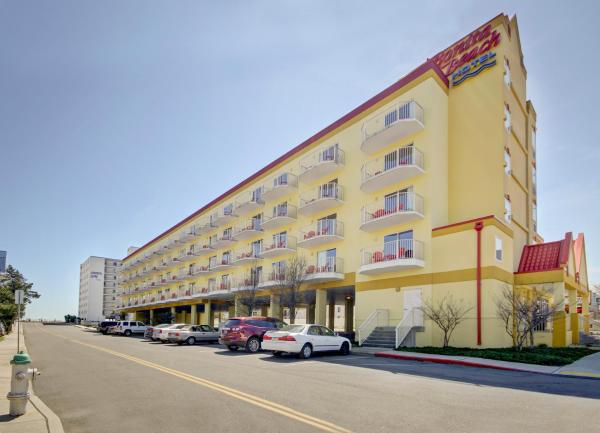 ホテル写真: Bonita Beach Hotel, オーシャン・シティー