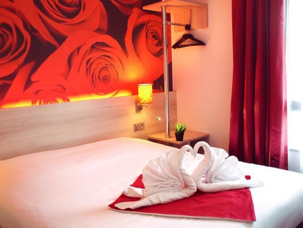 Hotel Pictures: Brit Hotel Essentiel de Granville (Ex Hotel Inn Design Resto Novo), Granville