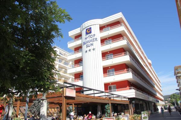 Hotel Pictures: H·TOP Summer Sun, Santa Susanna