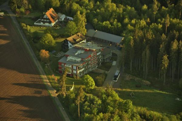 Hotelbilleder: Parkhotel Residenz Rothaus, Grafenhausen