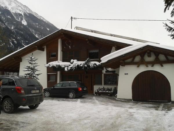 Fotos do Hotel: Haus Raimund, Längenfeld