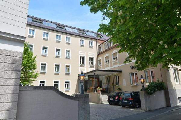 Hotel Pictures: Dom Hotel, Augsburg
