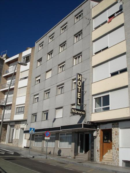 Hotel Pictures: Hotel Siroco, Portonovo