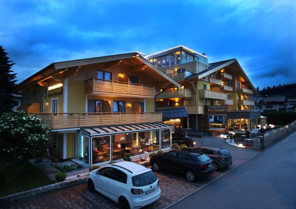 Zdjęcia hotelu: Aktiv- und Wellnesshotel Gutjahr, Abtenau