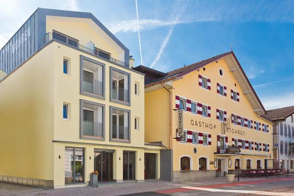 Hotelbilleder: Hotel Zum Mohren, Reutte