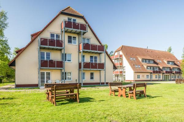 Hotelbilleder: Apartments Ostseeperle, Zingst