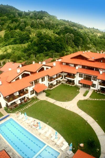 Fotos do Hotel: Spa Hotel Planinata, Ribarica