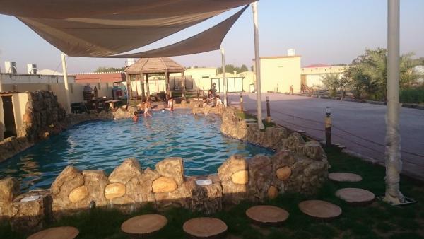 酒店图片: Al Helao farm Villa, Al Ḩamīdīyah