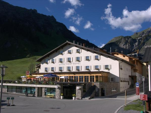 Photos de l'hôtel: Après Post Hotel, Stuben am Arlberg